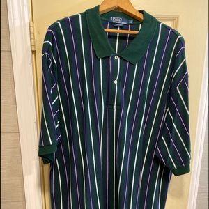 Men's knit short sleeve shirt